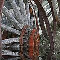Wet Wheels by Al Bourassa