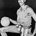 Wilt Chamberlain, Wearing Uniform by Everett