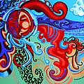 Winding Sun by Genevieve Esson