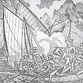 Zheng Yis Pirates Capture John Turner by Photo Researchers