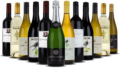 wine lovers promo