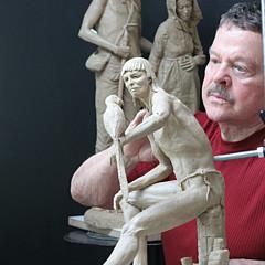 Image result for Hal Stewart, Sculptor