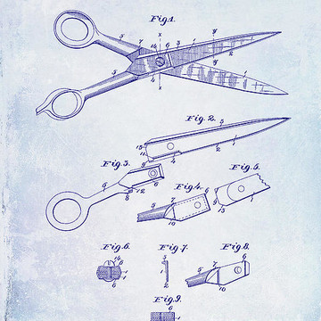 Barber and Hair Stylist Patents Collection