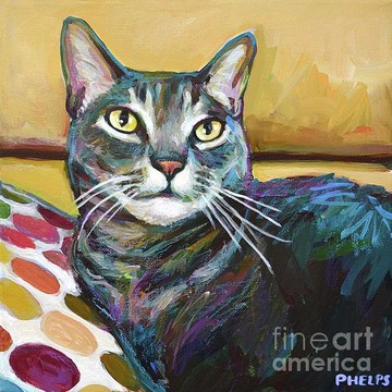 Cat Art Collection