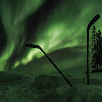 Northern Lights Yellowknife Canada 2019 Collection