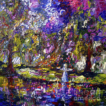 Oil Paintings Impressionism Inspired Collection