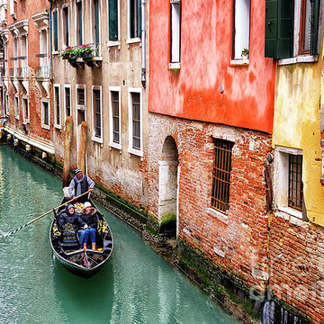Venice Italy - Color Photography Collection