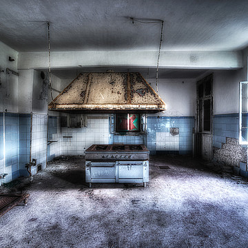 ABANDONED KITCHENs - CUCINE ABBANDONATE Collection
