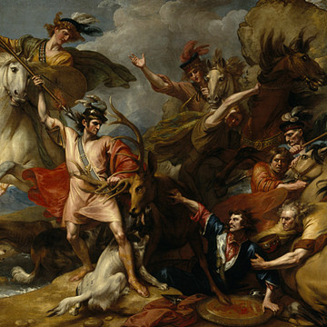 Benjamin West Collection