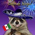Cinco de Mayo Greeting Cards Collection