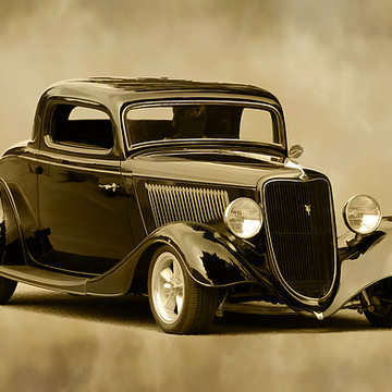 Classic Cars and Hot Rods Collection