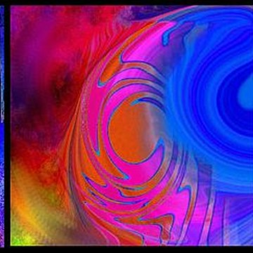Cosmos - Original Fine Art Digital Abstracts Collection