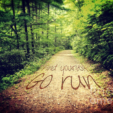Find Yourself Go Run