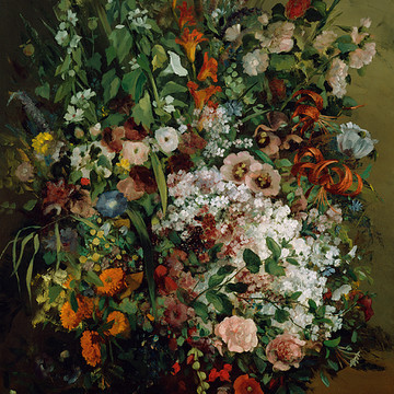 Gustave Courbet Collection