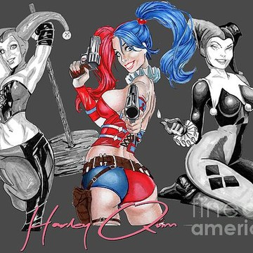 Harley Quinn Collection