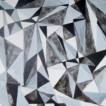 Ink Diamond Cubism Collection