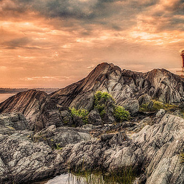 Landscape Photography - Lighthouse Collection