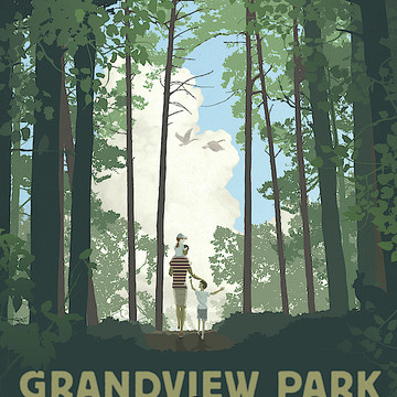 Parks - Travel Posters Collection