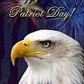Patriot Day Greeting Cards Collection