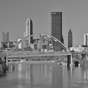 Pittsburgh - Monochrome Collection