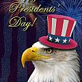 Presidents Day Greeting Cards Collection