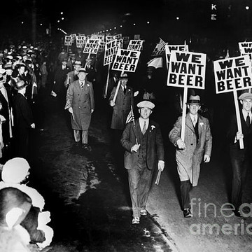 Prohibition Images Collection
