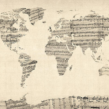 Michael tompsett artwork collections sheet music maps collection gumiabroncs Image collections