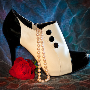 Shoe Art - Photography by Patti Deters Collection