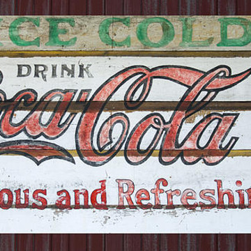 Signs and advertising Collection
