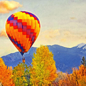The Taos Balloon Rally Collection