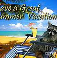Vacation Greeting Cards Collection