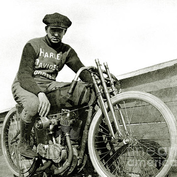 Vintage Motorcycle Images Collection