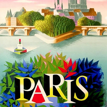 Vintage Travel Posters Collection
