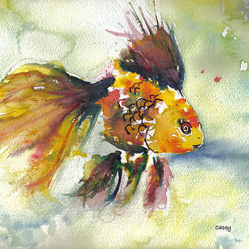 Watercolor Gallery Collection