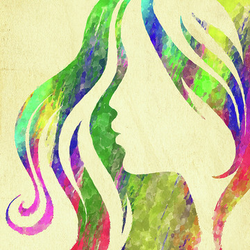 Woman Watercolor Collection