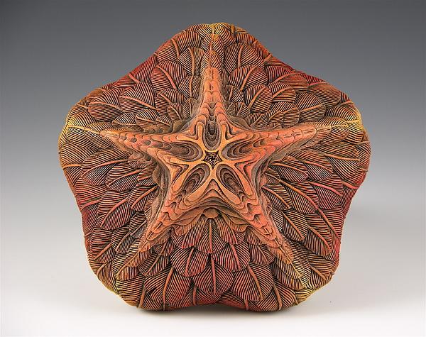 Vesery Sculpture -  Makana Ka Na Hoku by Jacques Vesery