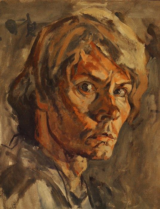 Tim  Heimdal -  Self Portrait