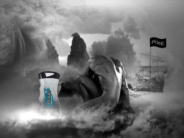 Advertising Digital Art - Advertising by Maria Datzreiter