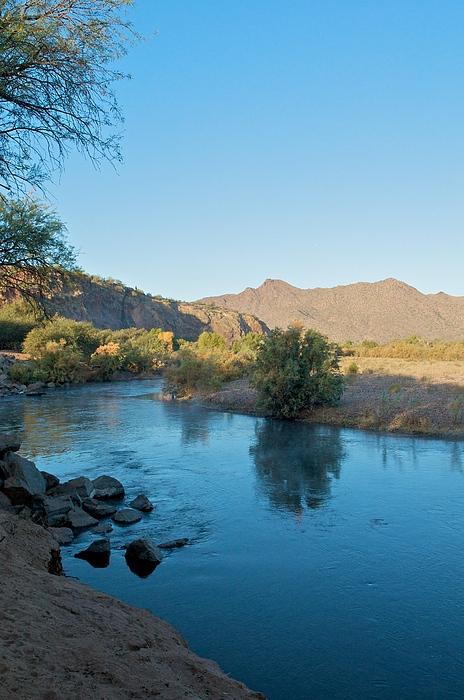 Arizona Photograph - Along The Verde River 14 by Susan Heller