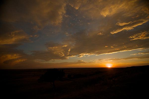 Badlands National Park Photograph - Badlands Sunset by Chris Brewington Photography LLC
