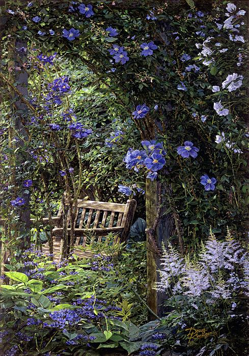 Doug Kreuger - Blue Garden Respite