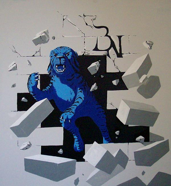 Painting - Bnhs by David  Larcom