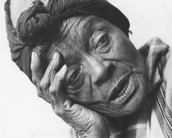 Woman Photograph - Born A Slave by Jim Wright