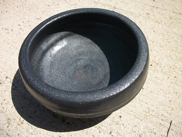 Bowl Ceramic Art - Bowl On Wheel A by Leahblair Jackson