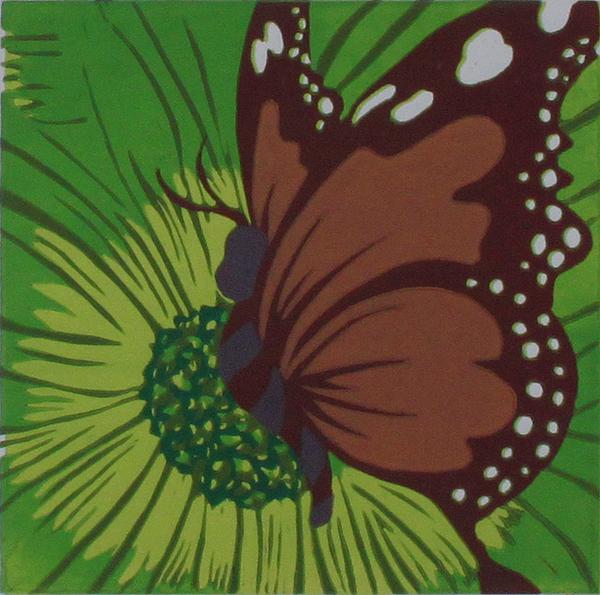 Butterfly Mixed Media - Butterfly 2 by Zhimin Zhai
