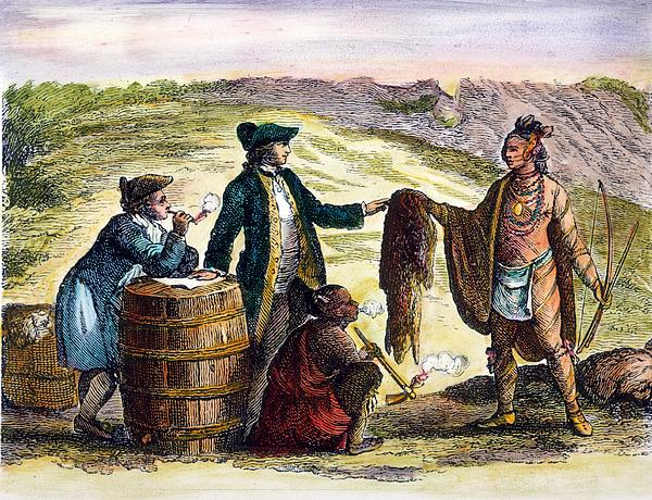 Image result for fur trade