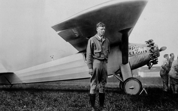 1920s Photograph - Charles Lindbergh 1902-1974 by Everett