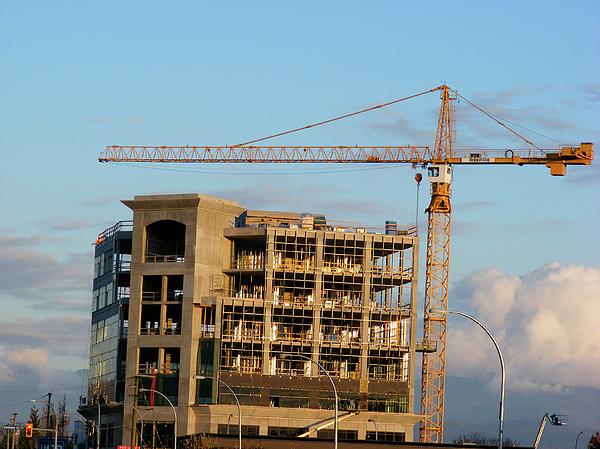 Construction 01 Photograph by Attila Jacob Ferenczi