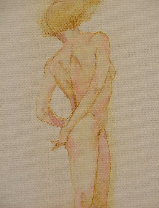 Nude Painting - Dance by Gary Kaemmer