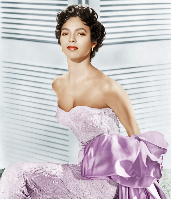 African American Photograph - Dorothy Dandridge, Ca. 1950s by Everett